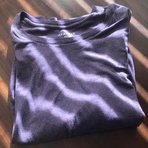Ava & Viv Size 2XL purple long sleeve